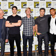 Brandon Routh and Victor Garber Photos