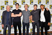 Brandon Routh and Victor Garber Photos Photo