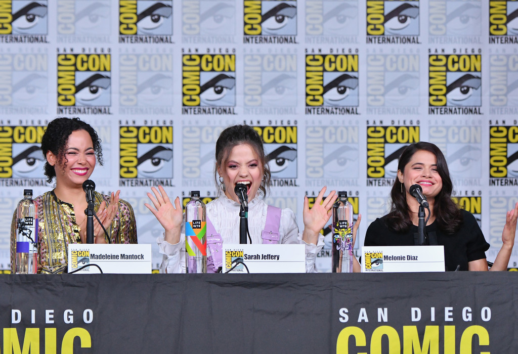 I Just Saw The 'Charmed' Reboot Pilot At Comic-Con And Here's Why I
