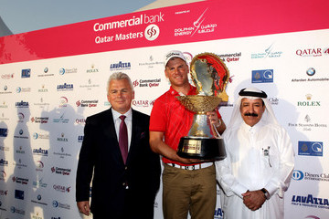 Hassan Al Naimi Commercialbank Qatar Masters - Round Four