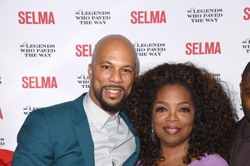 "Common The Legends Who Paved The Way Gala - Special Screening Of Paramount Pictures' ""SELMA"" - Arrivals"