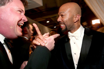 Common Behind the Scenes at the Oscars