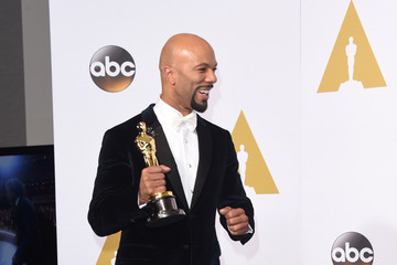 Common 87th Annual Academy Awards Press Room