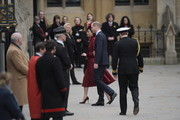 Prince William, Duke of Cambridge and Catherine, Duchess of Cambridge attend the Commonwealth Day Service 2020 at Westminster Abbey on March 09, 2020 in London, England. The Commonwealth represents 2.4 billion people and 54 countries, working in collaboration towards shared economic, environmental, social and democratic goals.