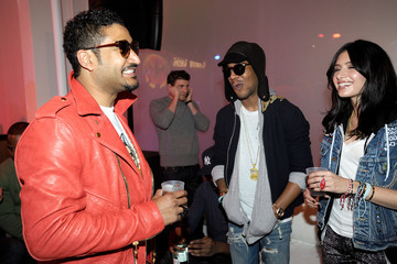Don C Complex Magazine Music Issue Party With Kid Cudi