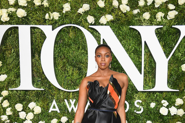 Condola Rashad 2017 Tony Awards - Arrivals