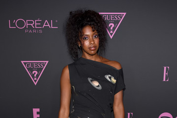 Condola Rashad Nina Garcia, Jameela Jamil, And E! Entertainment Host ELLE, Women In Music Presented By Spotify - Arrivals