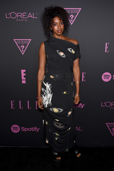 Nina Garcia, Jameela Jamil, And E! Entertainment Host ELLE, Women In Music Presented By Spotify - Arrivals