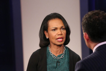 Condoleezza Rice Condoleezza Rice Visits 'FOX and Friends'
