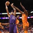 Brittney Griner Chiney Ogwumike Photos