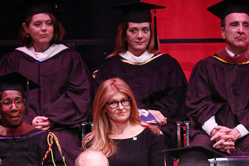 Connie Britton Connie Britton Delivers Keynote Address For The USC School Of Dramatic Arts' Commencement Ceremony