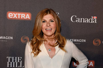 Connie Britton The Hill, Extra And The Embassy Of Canada Celebrate The White House Correspondents' Dinner Weekend