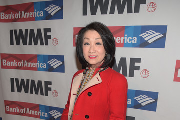 Connie Chung The International Women's Media Foundation's 27th Annual Courage In Journalism Awards Ceremony - Arrivals