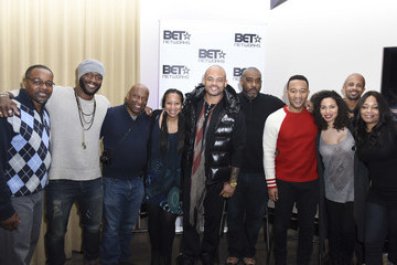 Connie Orlando Private Dinner Hosted by BET Networks and Liquid Soul