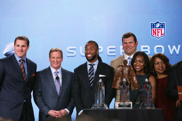 Connie Payton NFL Commissioner Roger Goodell News Conference
