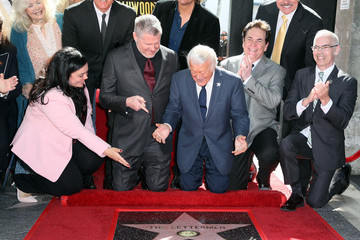 Connie Stevens The Letterman Honored With A Star On The Hollywood Walk Of Fame