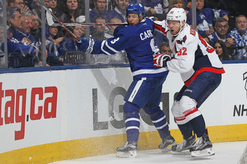 Connor Carrick Washington Capitals v Toronto Maple Leafs - Game Four