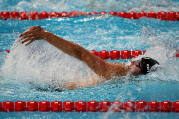 Conor Dwyer Swimming - 16th FINA World Championships: Day Twelve