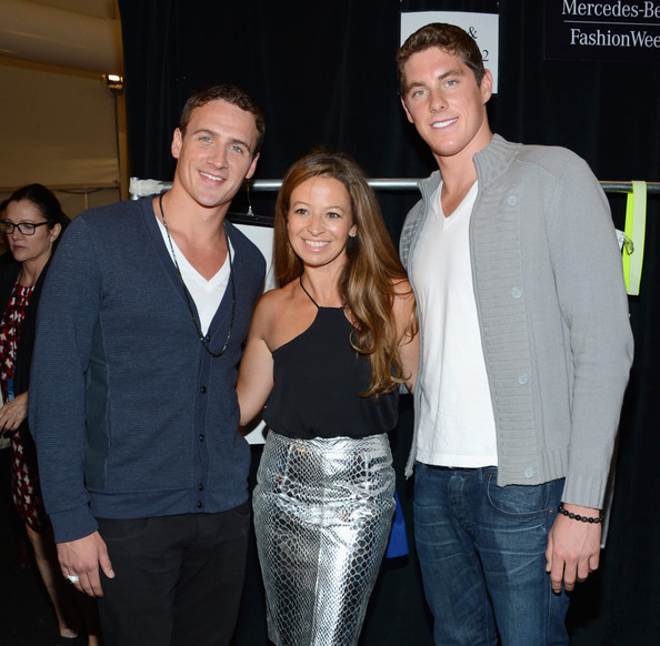 K Michelle And Ryan Lochte Tweets Conor Dwyer Photos Pho...