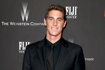 Conor Dwyer The Weinstein Company and Netflix Golden Globe Party, Presented With FIJI Water, Grey Goose Vodka, Lindt Chocolate, and Moroccanoil - Red Carpet