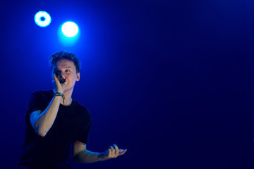 Conor Maynard Rock Assembly