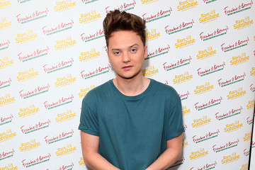 Conor Maynard Frankie and Benny's Rays of Sunshine Concert - Arrivals