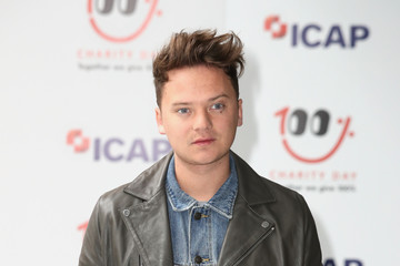 Conor Maynard The Duchess of Cornwall Attends the Annual ICAP Charity Day