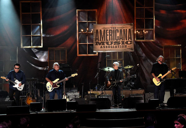 Americana Music Festival and Conference Award Show - Show, Audience & Backstage