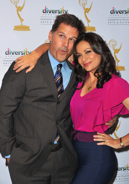 Constance Marie family