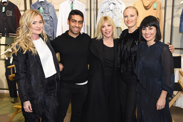 Constance Zimmer H&M And Environmental Media Association Launch Event