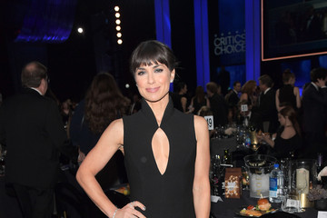 Constance Zimmer FIJI Water at the 22nd Annual Critics' Choice Awards