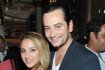 Constantine Maroulis Avra Madison Grand Opening Party