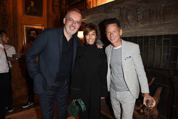 Consuelo Castiglioni GQ Party for Jim Moore and Milan Menswear Fashion Week Spring/Summer 2016