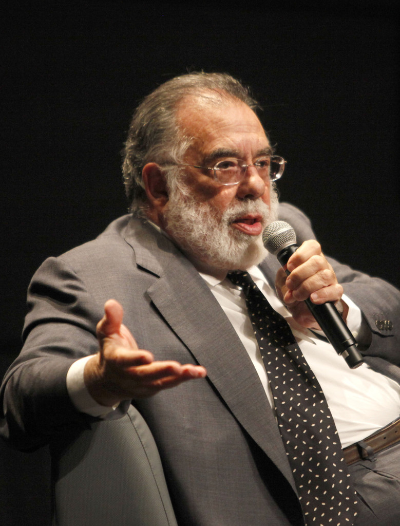 a conversation with francis ford coppola 2011 toronto. Black Bedroom Furniture Sets. Home Design Ideas