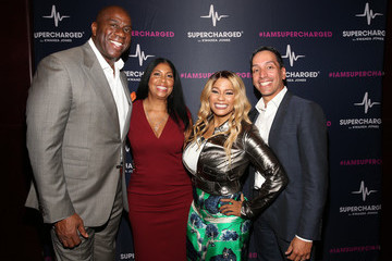Cookie Johnson The SUPERCHARGED Summit By Kwanza Jones At NeueHouse Hollywood