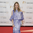 Coralie Charriol Arrivals at the Monte Carlo TV Festival's Closing Ceremony