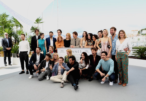 Talents Adami 2018 Photocall - The 71st Annual Cannes Film Festival