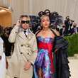 Cordae The 2021 Met Gala Celebrating In America: A Lexicon Of Fashion - Arrivals