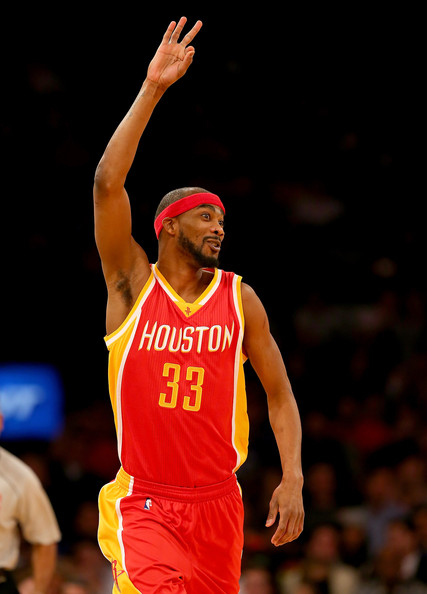 corey brewer how tall