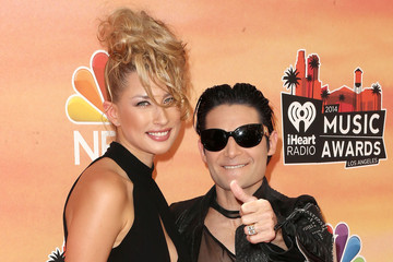 Corey Feldman Arrivals at the iHeartRadio Music Awards — Part 2