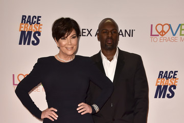 Corey Gamble 24th Annual Race To Erase MS Gala - Arrivals