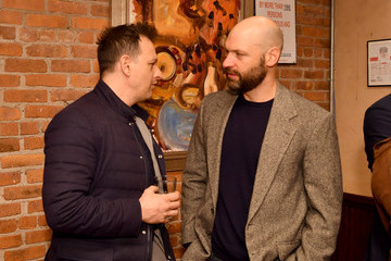 Corey Stoll Jury Welcome Lunch - 2018 Tribeca Film Festival