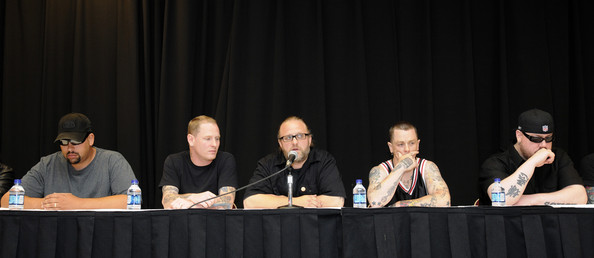 Slipknot Press Conference To Discuss The Death Of Bassist Paul Gray