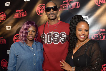 Cori Broadus TBS' 'Drop the Mic' and 'The Joker's Wild' Premiere Party