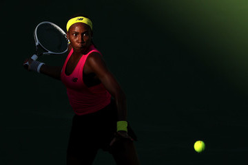 Cori Gauff Global Sports Pictures of the Week - October 11