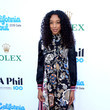 Corinne Bailey Rae Los Angeles Philharmonic Opening Night - Arrivals