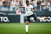 Jo of Corinthians in action during the match between Corinthians and Vasco da Gama for the Brasileirao Series A 2017 at Arena Corinthians Stadium on September 17, 2017 in Sao Paulo, Brazil.