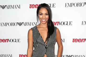 Corrine Foxx Teen Vogue Young Hollywood Party - Arrivals