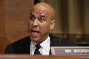 Cory Booker Senate Judiciary Committee Holds Vote On Brett Kavanaugh Nomination