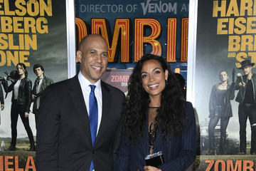 Cory Booker Premiere Of Sony Pictures' 'Zombieland Double Tap' - Arrivals